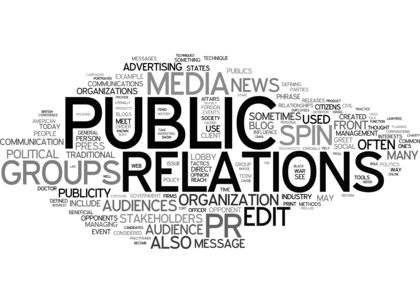 Relationship Between PR and the Media